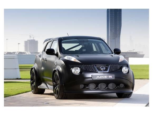 El Nissan Juke-R se venderá en serie limitada