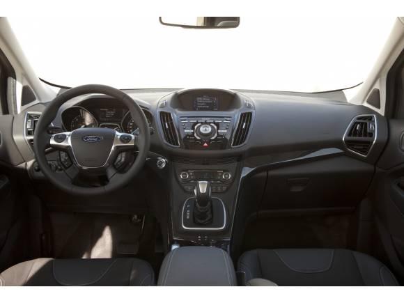 Probamos el nuevo Ford Kuga 2013