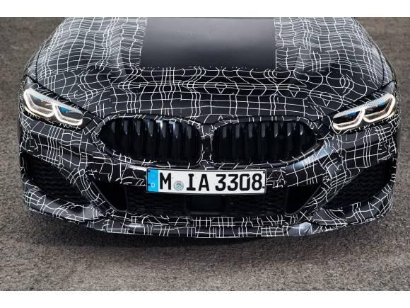 El nuevo BMW Serie 8 ya está en fase de pruebas en carretera