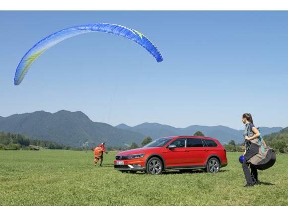 Nuevo Volkswagen Passat Alltrack: desde 37.450 euros