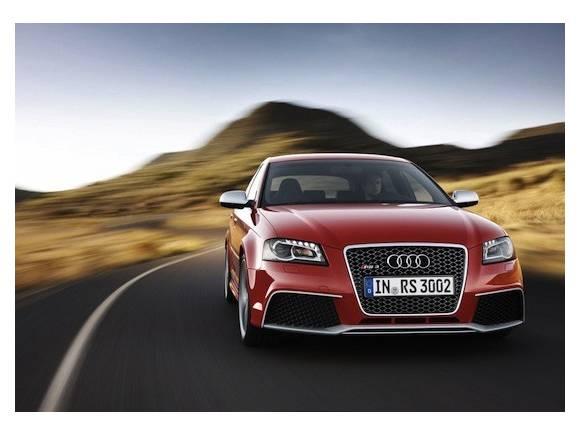 "Audi RS3 Sportback. La ""R"" llega al Audi S3"