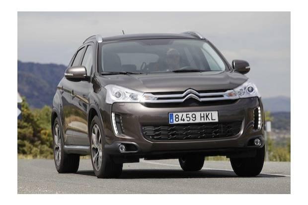 Vídeo: Citroën C4 Aircross