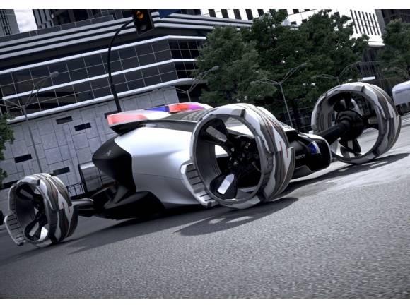 Hankook presenta los neumáticos del futuro