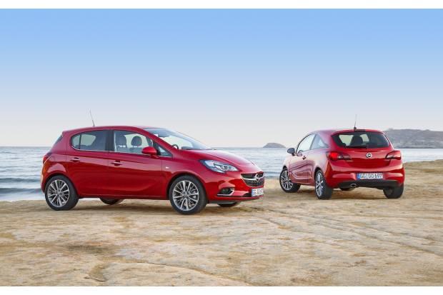 Precios Opel Corsa 2015, desde 13.540 euros