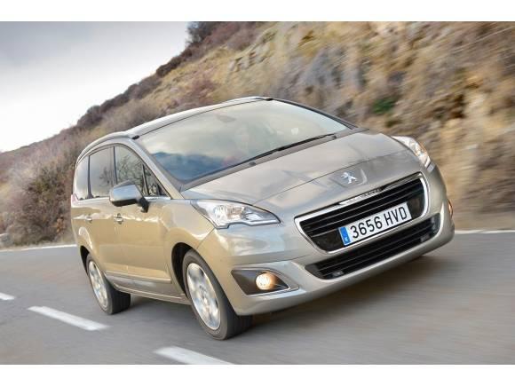 El Peugeot 5008 incorpora el motor 1.2 PureTech