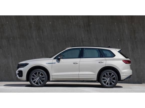 Volkswagen Touareg ONE Million: para celebrar 1 millón de unidades fabricadas