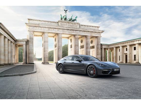 Nuevo Porsche Panamera 2017: gama y precios para España