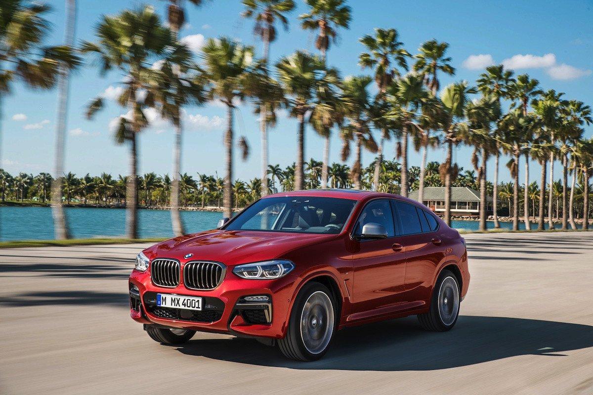 Prueba nuevo BMW X4 2018