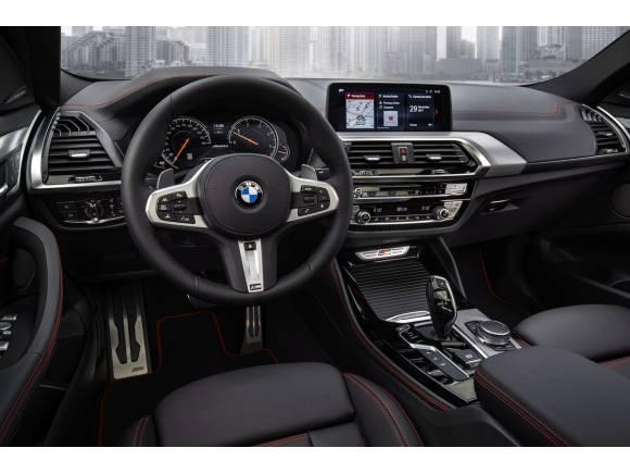 Prueba nuevo BMW X4 2018, aún más deportivo