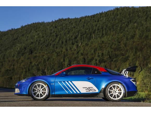 Nuevo Alpine A110 Rally, a la conquista de los tramos