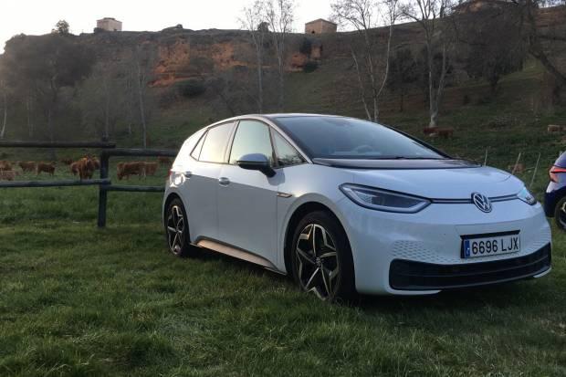 Prueba y opinión del Volkswagen ID.3: el eléctrico que quiere ser un Golf