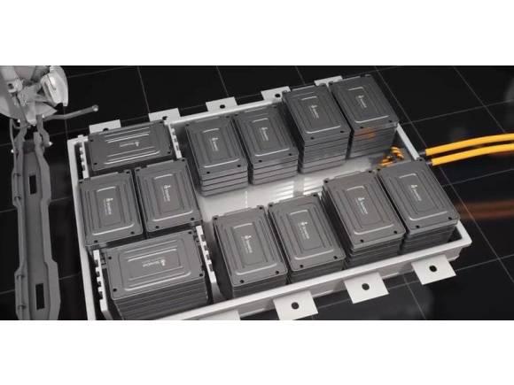 Flashbattery: la batería de coche que se carga en cinco minutos