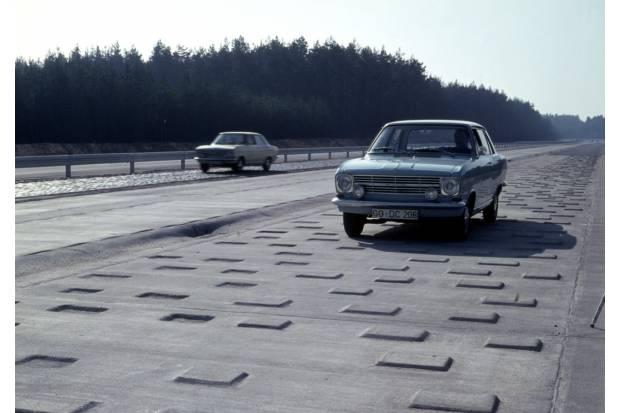 50 años del Centro de Pruebas de Opel en Dudenhofen