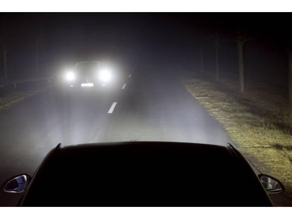 Probamos los faros matriciales IntelliLux LED del nuevo Opel Astra