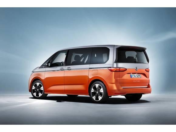 Nueva Volkswagen Multivan: reinventando a un clásico