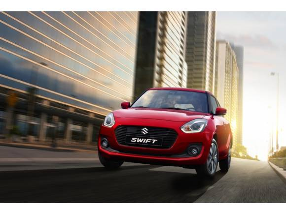 Prueba nuevo Suzuki Swift 2017: Mucho mejor