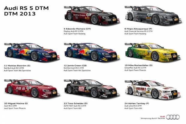 DTM : Tres españoles en el Deutsche Tourenwagen Meisterschaft