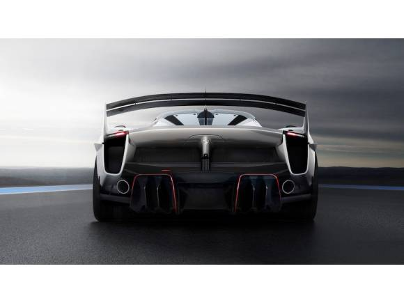 Ferrari FXX-K Evo: el Ferrari que no podrás conducir por la calle