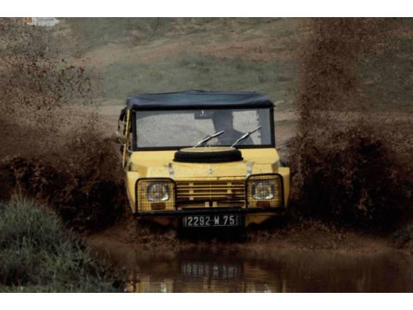 Citroën Mehari o el caracol de plástico: icono, historia y diseño