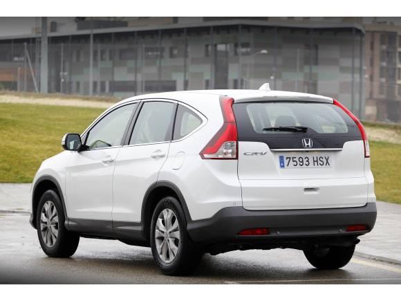 Prueba 10 Honda CR-V 1.6 i-DTEC