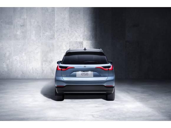 NIO ES8: el SUV eléctrico chino que quiere romper el mercado