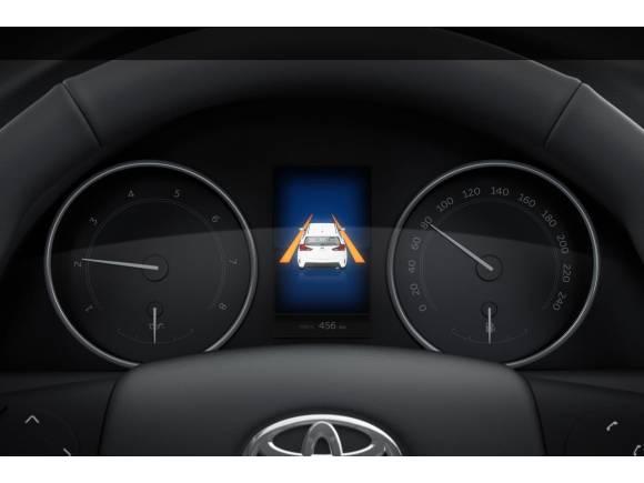 Toyota desarrolla un sistema de frenado autónomo que funciona con big data
