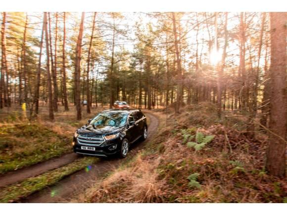 Precios nuevo SUV Ford Edge
